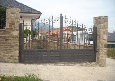 Puertas batientes