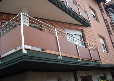 Balcones de chapa