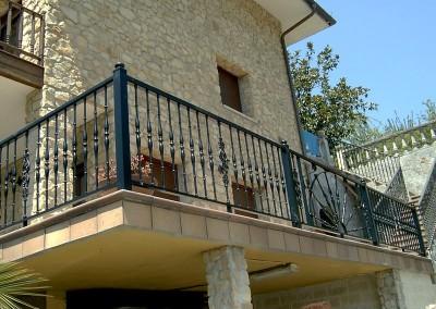 Balcones de aluminio