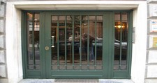 Puertas de portal de forja