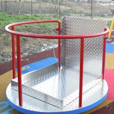 Parques infantiles adaptados