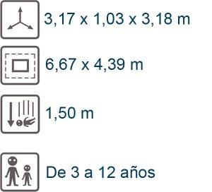info aroldo 1,50m