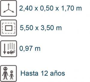 info isla magica 1m