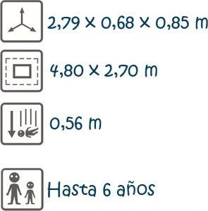 info norma 6 plazas